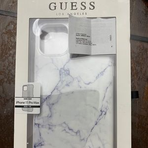 Guess iphone 11 pro max case
